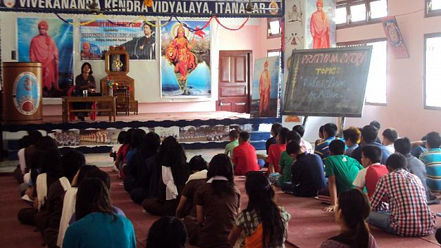 Arunjyoti Personality Development Camp Itanagar March 2013 02