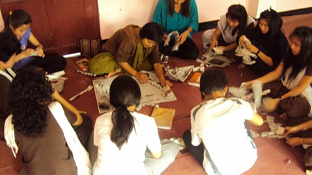 Arunjyoti Personality Development Camp Itanagar March 2013 03