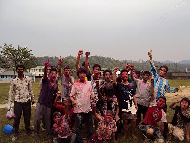 Arunjyoti Personality Development Camp Itanagar March 2013 15