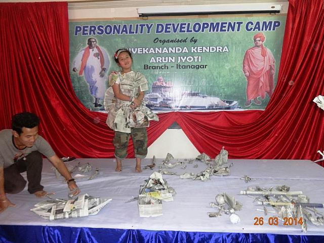 Personality Development Camp