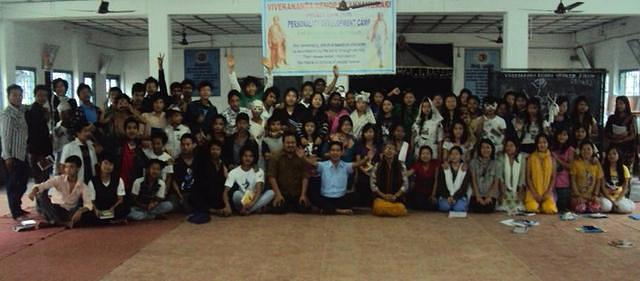 Personality Development Camp at Aalo