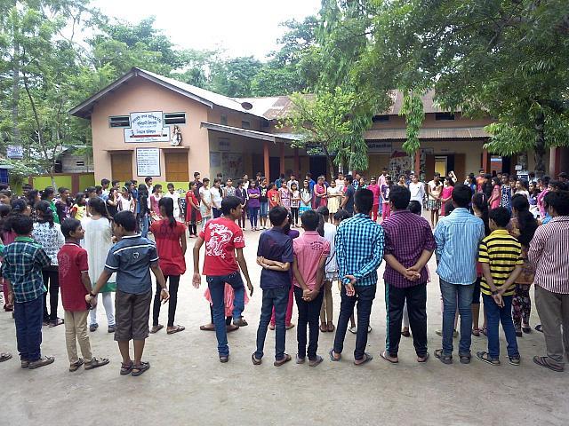 Activities in Assam