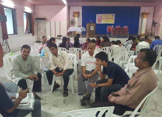 Declamation Training Camp at Mumbai