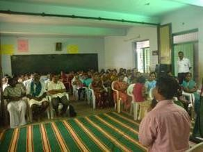 Parents Meeting in Rajapalayam