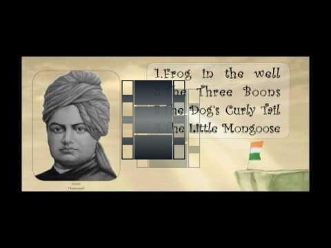 Tales From Swami Vivekananda - Introduction - Kids Animation Stories