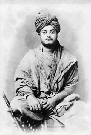 swamiji India (place unknown at present),circa 1892 or early 1893
