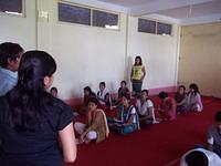 VK Arunjyoti Dibrugarh Health Worker Training Camp