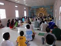 Vivekananda Kendra Arun Jyoti felicitated Shri Nabam Singkam on the auspicious occasion of Guru Purnima