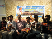 National Youth Day at Hyderabad on 14 jan 2012