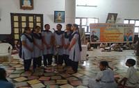 Univesal Brotherhood day Patriotic Song Compitision