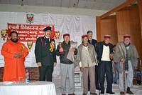 Group Photos with Azad Hind Fauz Freedom Fighters