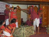 VKIC Foundation Day 2012 Cultural Program -Tripuri Community