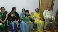 Visit of Manneeya Nivedita Didi at Bina4