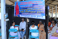 130th Eye Camp at Kanyakumari