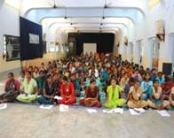 Vacs College Girls Camp in Kanyakumari