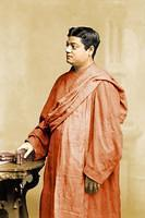 Swami Vivekananda in London, December 1896
