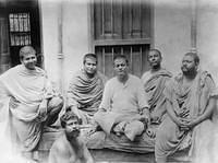 Swamiji Calcutta, (June 20), 1899