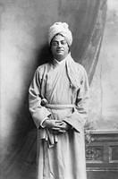 Swamiji San  Francisco, California, 1900