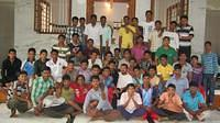Participants of Youth Camp, Karnataka