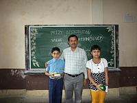 Vice Principal, VKV Dibrugarh with two Students (1)