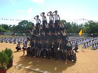 Independence Day Celebration at VKV Kanyakumari