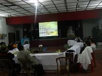 Doctors meeting in VKV Tisukia, Assam