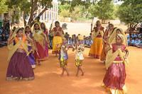 Gokulashtami & Raksha Bandan at VKV Vallioor