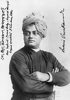 swamiji Chicago, September 1893 Inscription