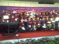 Group Photographs of Inspire 2nd National Level Exhibition & Project Competition 2012